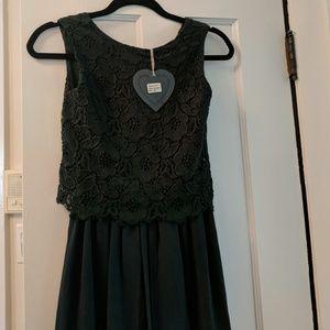 ASOS Dresses - Asos green lace dress